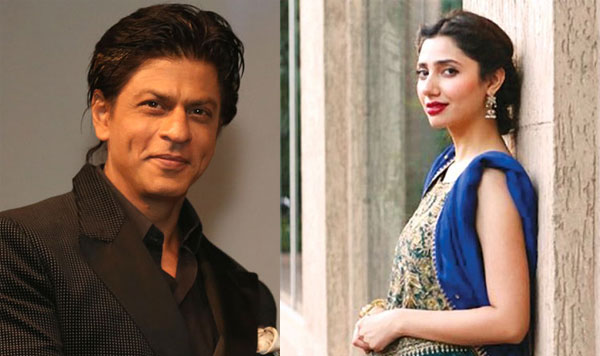 SRK to romance Mahira in Raees