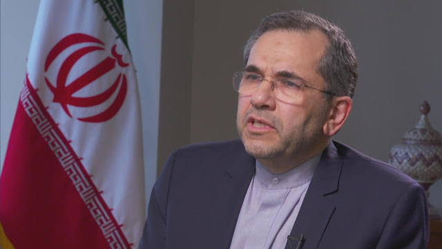 After missile launch Iran says it respects Iraqi sovereignty