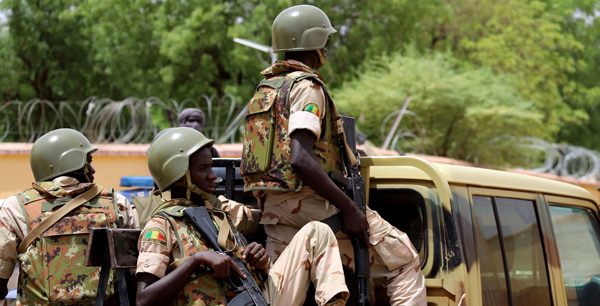 Attack on Mali military post kills 53 soldiers