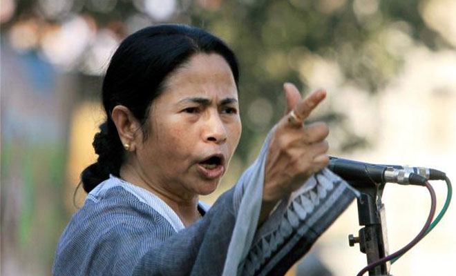 NDA government of FDI, by FDI, for FDI: Mamata