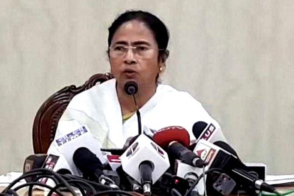 BJP can't win single seat in West Bengal, they are trying to hide behind central forces: Mamata Banerjee
