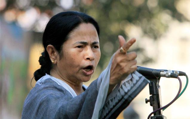 CBI functioning as a department of PMO: Mamata