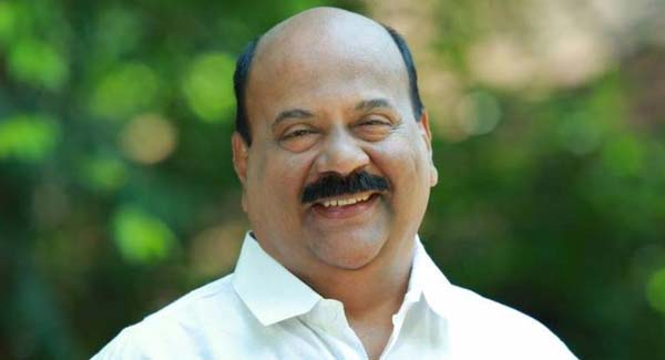 Mani C. Kappen is LDF candidate for Pala bypoll