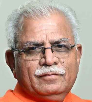Khattar to be next Haryana chief minister