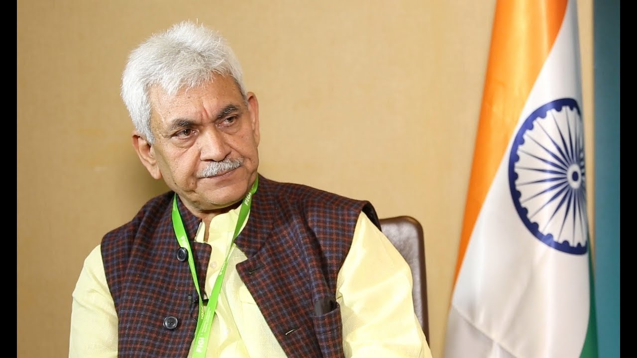 Allegations around allocation of microwave spectrum baseless, says Sinha