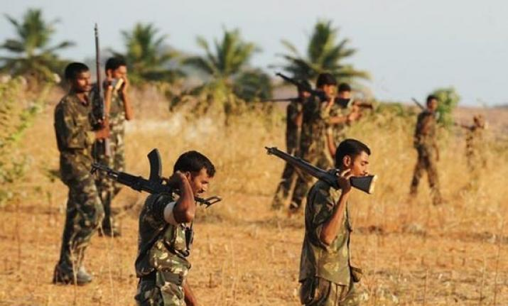 Massive anti-Maoist operations launched on Andhra-Odisha border