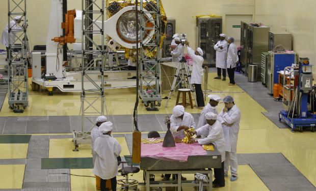 All systems go for Indias Mars Orbiter Mission rocket