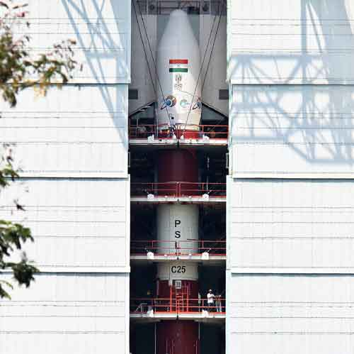 Countdown begins for India's Mars mission