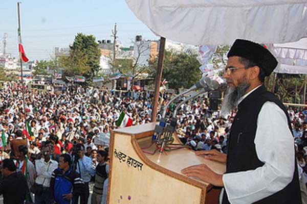 Government terrorism prevails in country, claims Muslim body chief