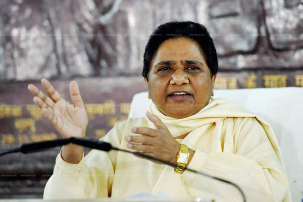 Modi an OBC only for electoral gains, says Mayawati