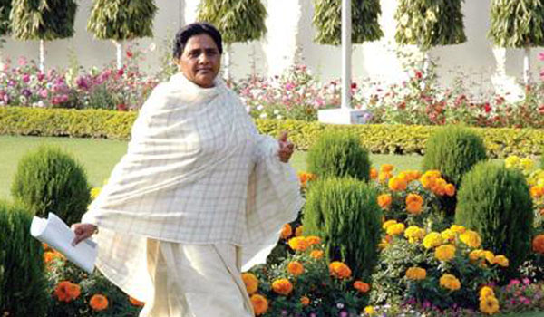 Inequalities have increased due to BJPs casteist behaviour: Mayawati