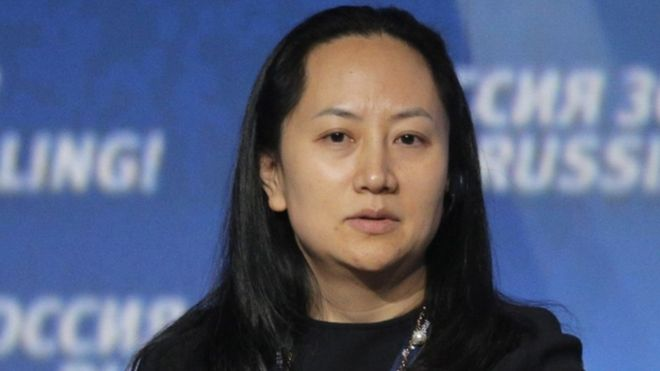Huawei CFO sues Canadian government over arrest