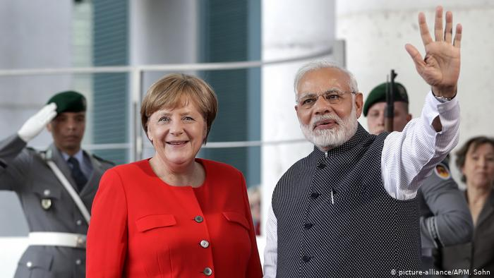 Angela Merkel to visit India with ministerial delegation, hold talks with PM Modi