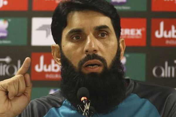 We are on the right track: Misbah