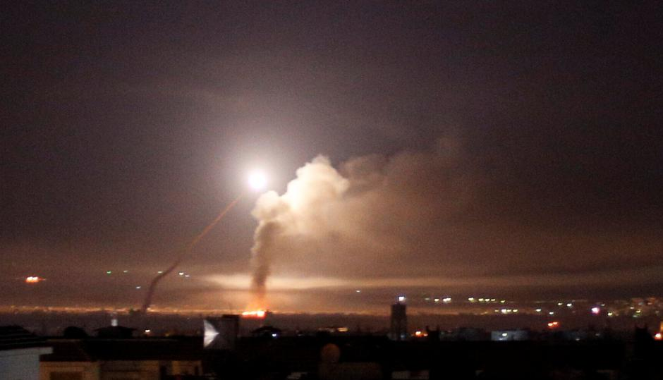 Civilians among 15 dead in Israeli strikes in Syria: monitor
