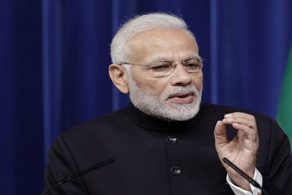 BJP-led government eliminated eight crore fake beneficiaries: Modi