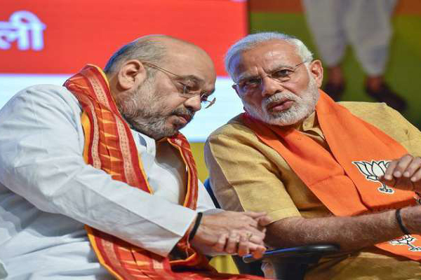Modi-Shah one of the most ideal and unique partnerships: BJP leaders book