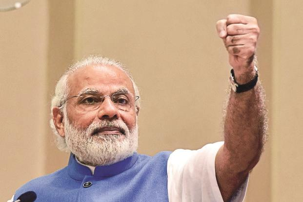 Modi kickstarts campaign from Bastar, says Congress sympathising with Maoists