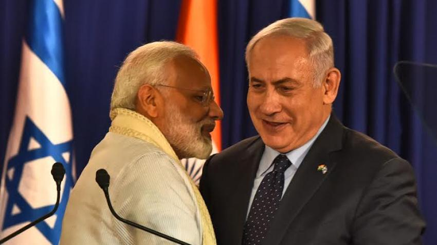 Indias vote against Palestine