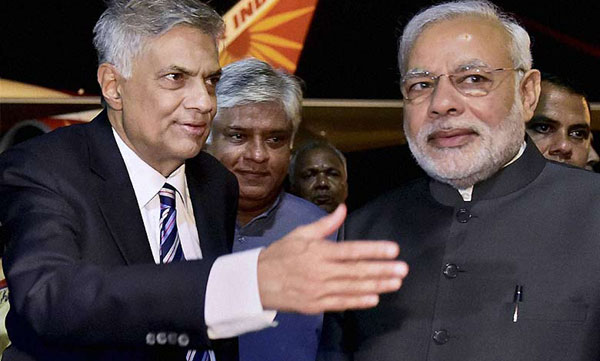 India, Sri Lanka sign four agreements during PM Modis visit