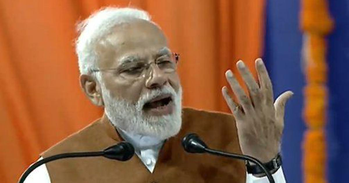 India traversing on path to victory against COVID-19: PM in open letter
