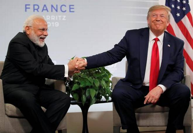 Trump to join Modi in Houston to address 50K Indian-Americans, says White House