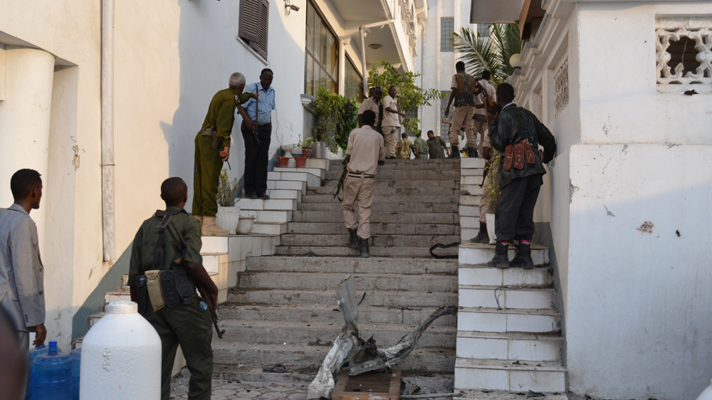 10 killed as Somali forces end hotel siege in Mogadishu
