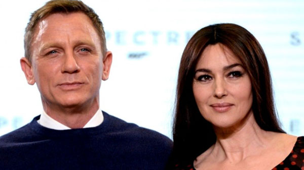 Monica Bellucci prefers to be called a Bond lady