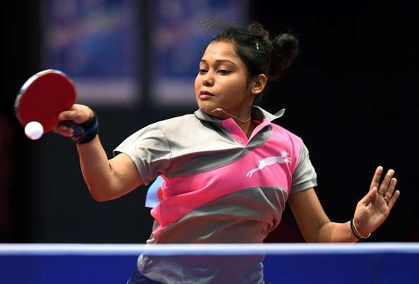 Mouma bows out of Asiad womens singles TT;  Sandeep disqualified