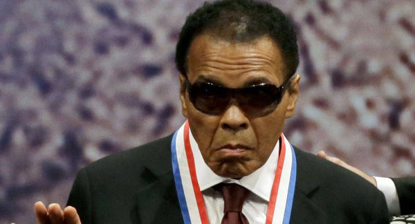 Muhammad Ali released from hospital