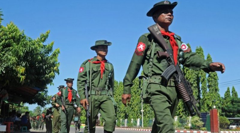 Myanmar Army kills 6 unarmed prisoners
