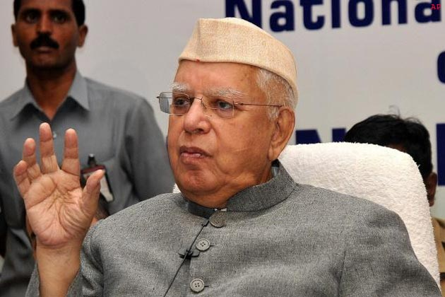 Paternity suit: ND Tiwari gives blood sample
