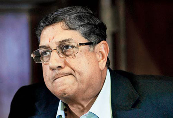 Mudgal Report a big blow for Srinivasan