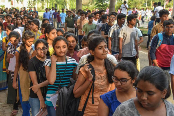 Hundreds of students miss NEET exam in Karnataka due to train delay and exam centre relocation