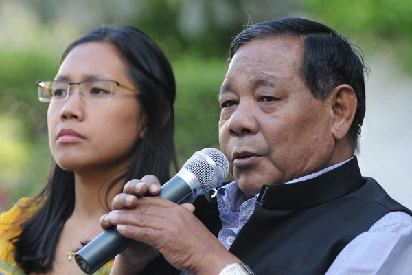 Meghalaya ruling alliance to jointly fight LS poll, BJP opts out