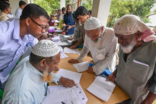 Assam seeks one more month for filing NRC claims, objections