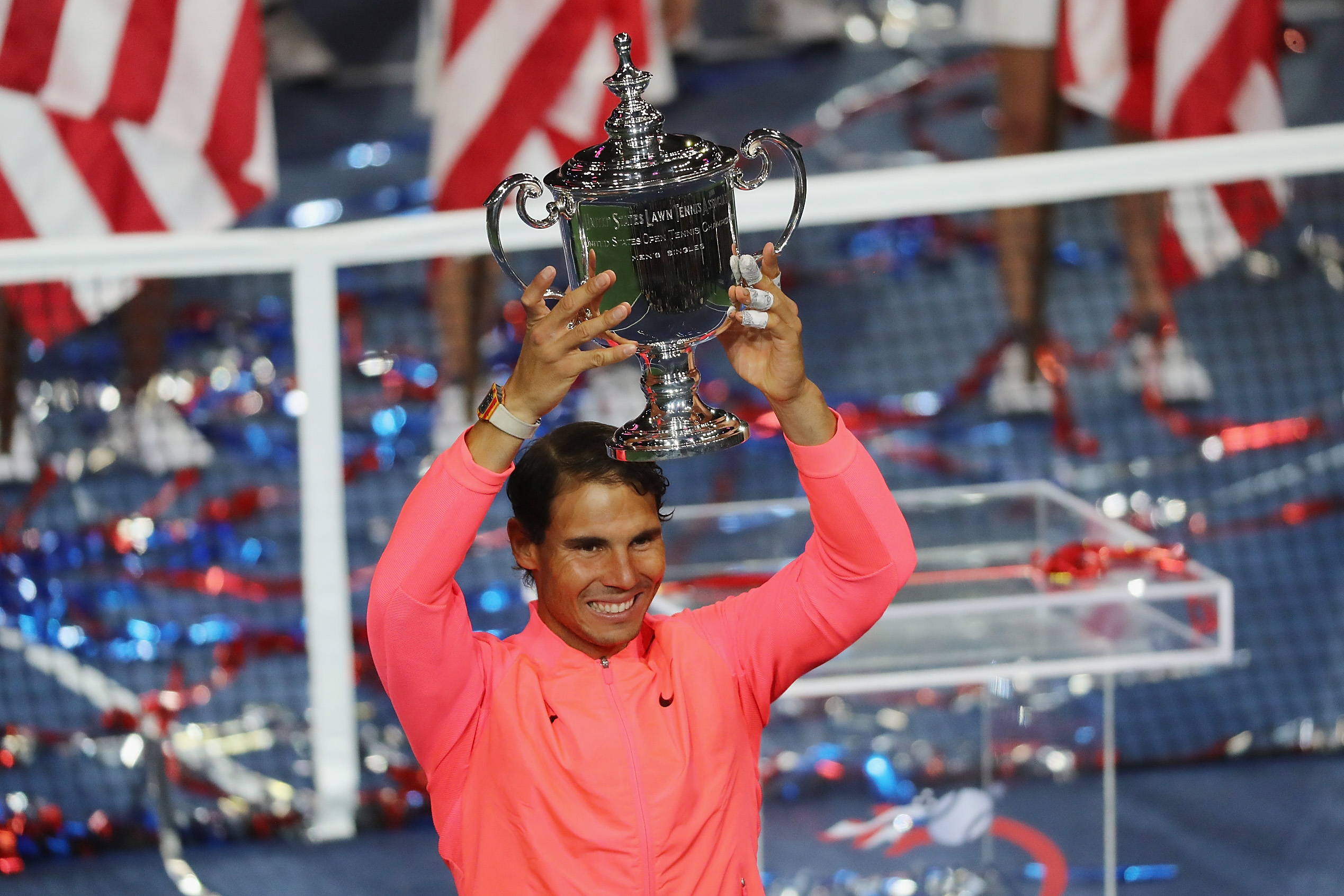 US Open: Nadal takes five-set thriller final for 19th Slam title