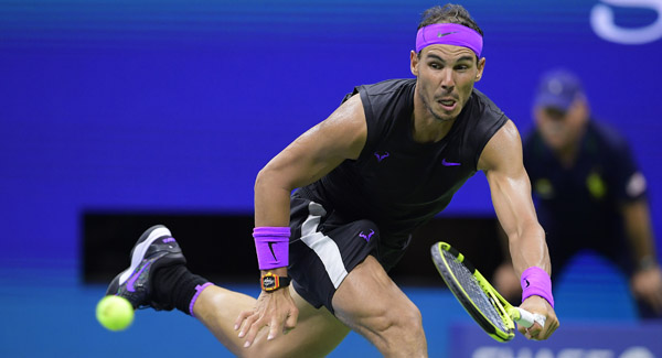 Nadal out of Shanghai Masters with wrist injury