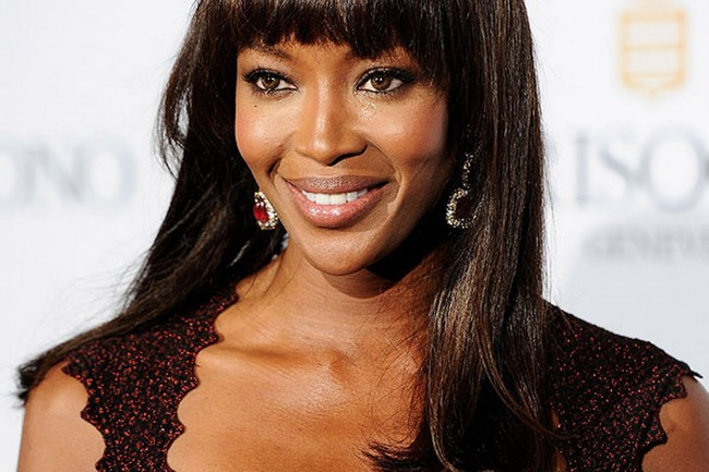 Fashion industry is racist: Naomi Campbell