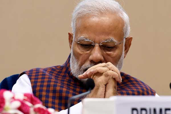 We accept peoples verdict with humility, says Modi