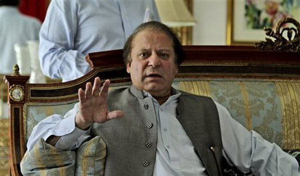 Dont speak against India, Sharif tells his ministers