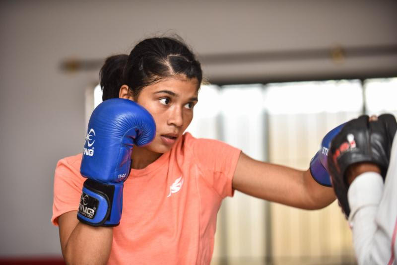 Boxer Nikhat wins gold at 70th Strandja International