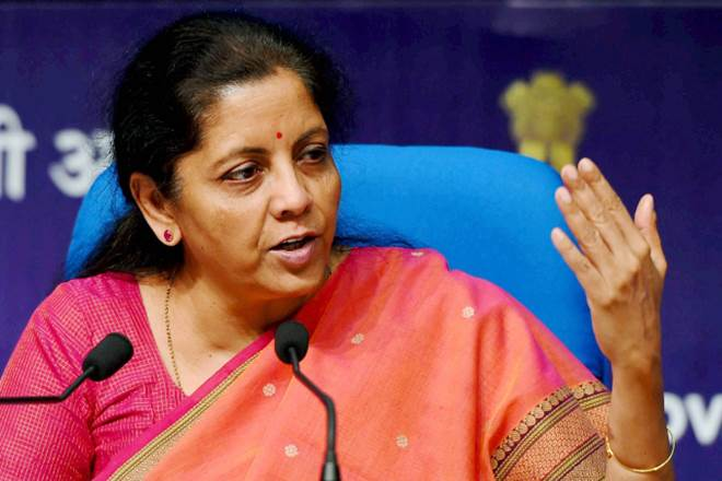 India now 5th largest economy globally: Sitharaman