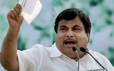 Gadkari takes charge as rural development minister