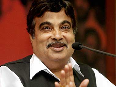 No listening device in my house, says Gadkari