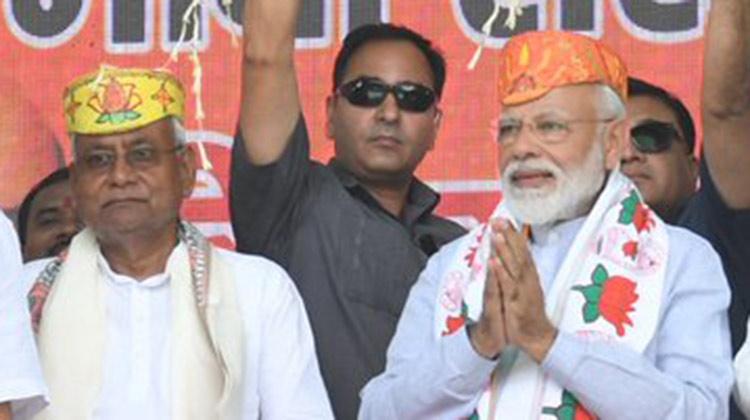BJP, Modi behind Manjhi splitting JD-U: Nitish