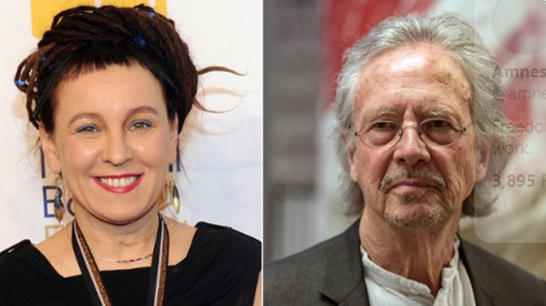 Olga Tokarczuk wins 2018 literature Nobel, Peter Handke wins 2019 award