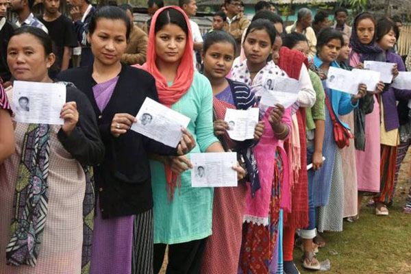 Voting begins for phase five LS polls in Bengal