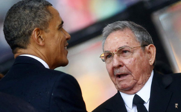 Obama endorses removing cuba from terrorism list