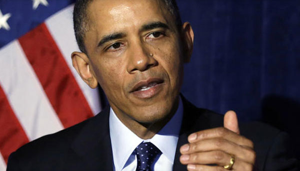 We are all rooting for Trumps success: Obama
